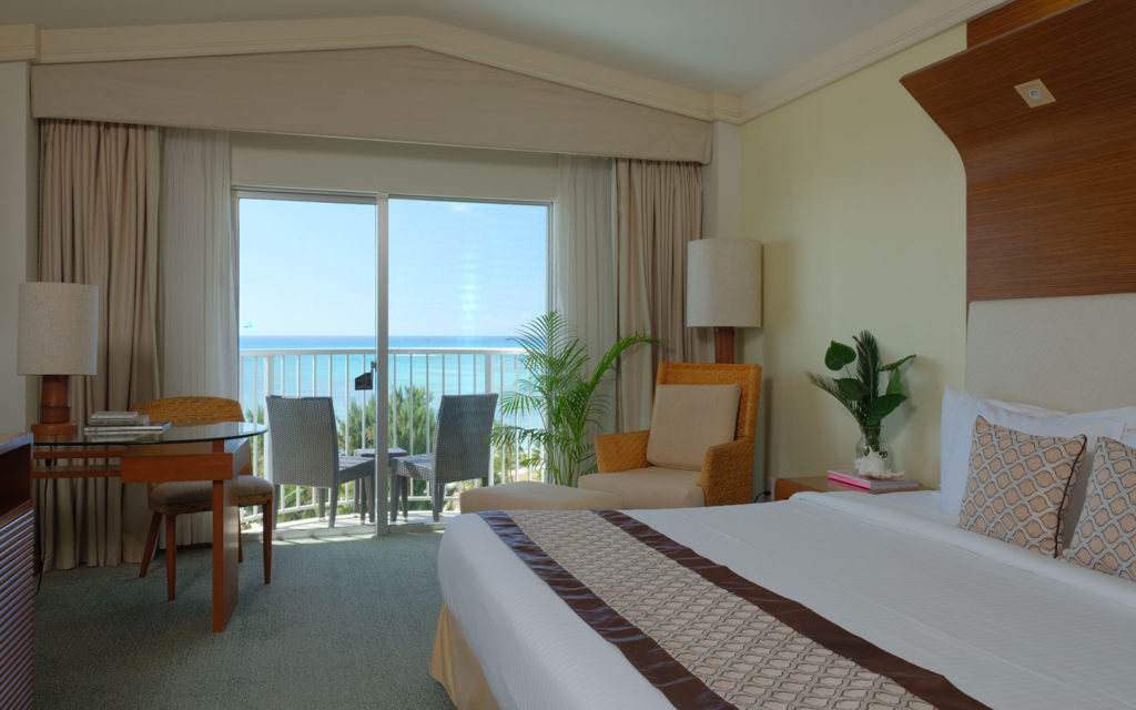 Ocean View Suite at Fiesta Resort Saipan