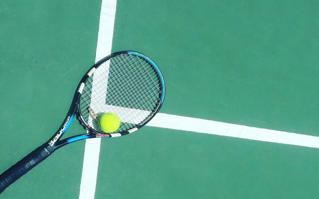 Tennis at Fiesta Resor Guam